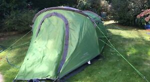 VANGO TEMPEST PRO 200 -2 PERSON TENT- USED FOR ONLY 4 NIGHTS - GREAT CONDITION.