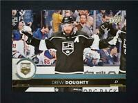 2017-18 17-18 UD Upper Deck SP Authentic Update Base #509 Drew Doughty