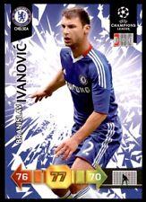 Panini Liga de Campeones 2010-2011 ADRENALYN XL Branislav Ivanovic Chelsea FC