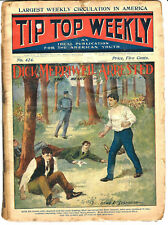 Tip Top Weekly #424 Street & Smith 1904
