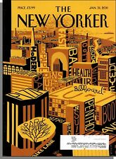New Yorker - 2011, January 31 - The NFL & The Concussion Crisis, Swine Flu