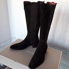 Stivali SANTONI col. marrone camoscio con elastico 9675a0acf0a
