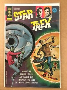 Star Trek #25 Gold Key Original Series! I combine Shipping!