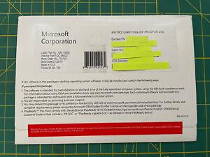 Microsoft Windows 10 Professional FQC-08922 - English 64-BIT, DSP OEI DVD WINPRO