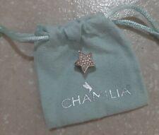 genuine CHAMILIA blue star charm