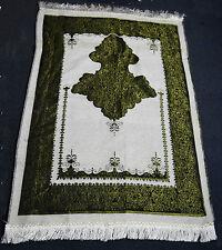 Islamic Prayer Mats Janamaz Kabba Mecca Rug Allah Islamic Gift