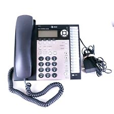 Atampt 1070 Small Business System 4 Lines Corded Phone Used Working Condition
