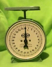 Vintage/Antique ~ Household Scale ~ TRU-TEST ~25 Pound Capacity ~ Green Color