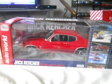 Auto World 1970 Chevelle SS Tom Cruise Jack Reacher Movie 1:18 Diecast