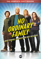 No Ordinary Family - The Complete First Season New DVD