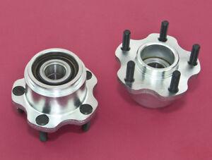 Front Wheel Bearing 5-Lug Conversion Hub 4x114.3 - 5x114.3 For 240SX 89-94 S13