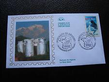 FRANCE - enveloppe 1er jour 20/9/2003 (le mont blanc) (cy42) french