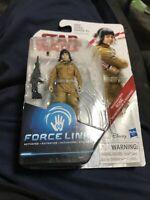 "NIP ROSE TICO Star Wars The Last Jedi Force Link Action Figure 3.75"" Hasbro"