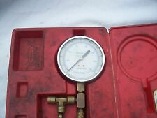 SNAP ON FUEL INJECTION PRESSURE GAUGE  KILOPASCAL  MT337-125
