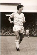 ORIGINALE stampa foto Liverpool FC Ian Rush SETTEMBRE 1983