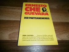 ERNESTO CHE GUEVARA -- der PARTISANENKRIEG // UNZENSIERT Rixdorf Verlag ca 1962