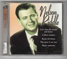 (GY891) Nelson Riddle, A Touch Of Glass - 1998 CD