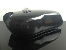 Cafe-Racer Tank Motorradtank Fuel-/Gasoline Tank Réservoir schwarz Universal