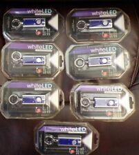 Led Flashlight Key Chain Set of 7