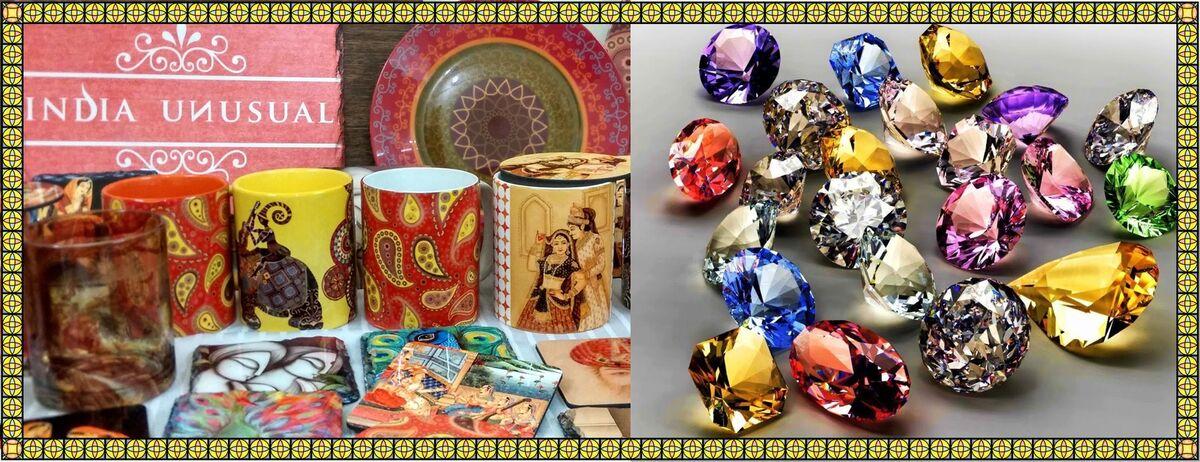 India Unusual Gemstones