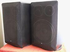 Braun LS 100 Klass 3-Weg Schwarz Klassiker Lautsprecher Made in Germany 16 Fotos