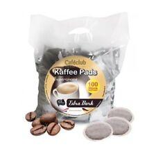 300 Kaffeepads Caféclub Megabeutel Extra Dark 3x 100 Kaffee Pads (für SENSEO)