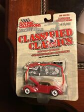 Racing Champions Classified Classics Issue #1 1937 Cord Phaeton Sedan