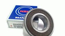 6004 DU NSK Ball Bearing 20x42x12 mm deep groove ball bearing 6004ddu