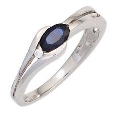 Ringe mit Edelsteinen natürliche Diamant für Damen