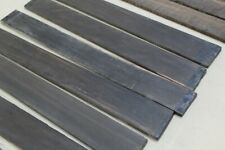 Ebony fingerboards for guitars luthier tonewood Pack of 10 Grade A Ebony wood