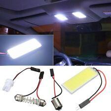 2.6W T10 BA9S 36Chip LED Interior Light Panel Festoon Dome Adapter Car Bulb Lamp