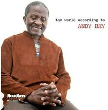 World According To Andy Bey - Andy Bey (2013, CD NIEUW)
