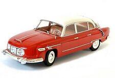Tatra 603/1 (1957) - red with cream  00121:18 Foxtoys