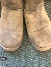 Genuine Grey Ugg Boots (Tall Classic) size 5
