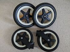 Bugaboo Buffalo / Donkey Full Set of Front & Rear Wheels. Replacement