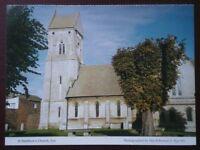 POSTCARD CAMBRIDGESHIRE EYE - ST MATTHEWS CHURCH