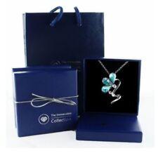Modeschmuck-Halsketten & -Anhänger aus Edelstein mit Kristall natürliche