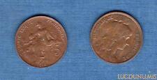 III République, 1871-1940 – 5 Centimes Daniel-Dupuis 1915 SUP +++