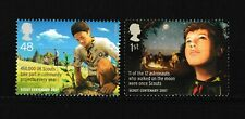 s35106 UK GREAT BRITAIN 2007 EUROPA CEPT MNH** 2v SCOUT