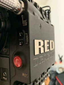 "Red Epic Dragon 1.8"" Side Module"