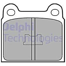DELPHI Disc Brake Pad Set For VW AUDI Derby Golf Mk1 Jetta Passat Polo GBP529