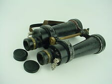 Barr & Stroud CF41 Binoculars WW2 Vintage Royal Navy Issue Glasgow & London-1940