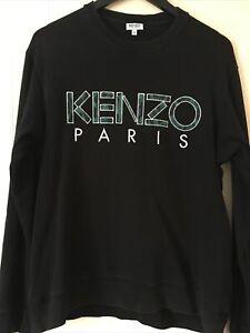 Authentic Kenzo Sweatshirt Medium.