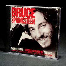 Uncut - Thunder Road - Tracks Inspired By Bruce Springsteen - music cd album