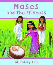 Moses and the Princess (Bible Story Time), Piper, Sophie | Hardcover Book | Good