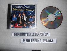 CD KLASSIK Christmas dans vienna II (12) chanson sony Domingo warwick