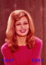 Pamela Tiffin Vintage 5  X  7  Transparency circa 1963