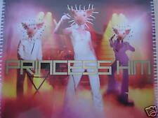 "PRINCESS HIM (LUI) MORE EQUAL THAN ""QUE"" OTHERS PROMO CD (E379)"