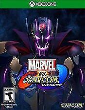 Marvel vs. Capcom: Infinite -- Deluxe Edition (Microsoft Xbox One, 2017)