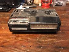 Original Buick Under Dash 8 Track Tape Player Vintage Accessory